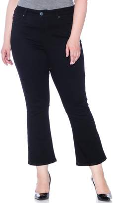 SLINK Jeans High Waist Flare Jeans