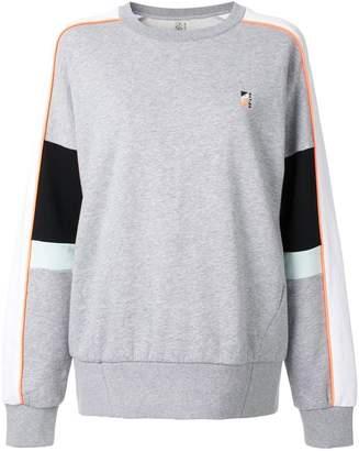 P.E Nation logo sweatshirt