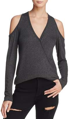 Bailey 44 Big Hit Cold-Shoulder Sweater