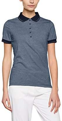 4b923a06b873c9 James   Nicholson Women s Heather Regular Fit Short Sleeve Polo Shirt