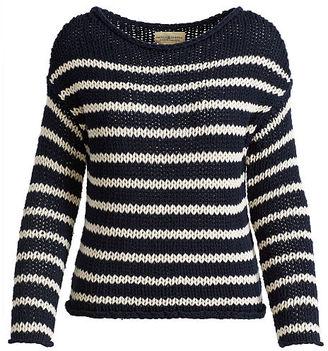 Ralph Lauren Denim & Supply Striped Rollneck Sweater $125 thestylecure.com