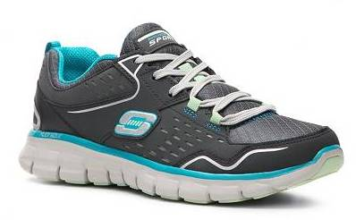 Skechers Synergy A Lister Sneaker - Womens