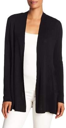 Eileen Fisher Fine Organic Linen Blend Cardigan