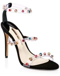 Sophia Webster Rosalind Gem-Embellished Sandals