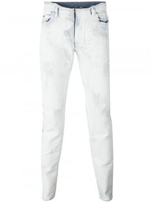 Maison Margiela hand painted trousers $790 thestylecure.com