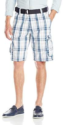 Lee Men's New Belted Wyoming Cargo Short