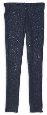 Manguun Girl's Glitter Leggings