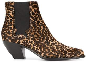 Golden Goose ankle high boots