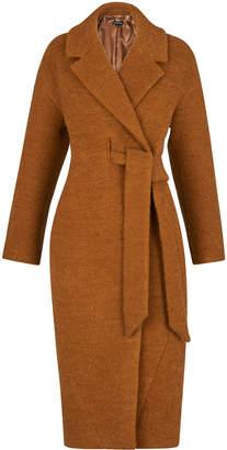 Whistles Keaton Wrap Coat