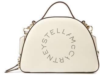 Stella McCartney Pure White Eco-leather Shoulder Bag