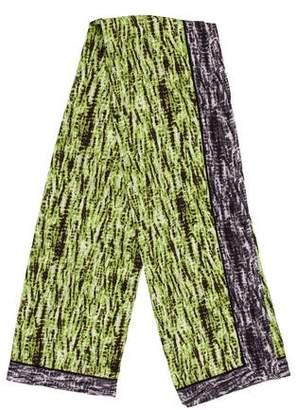 Proenza Schouler Tie-Dye Scarf