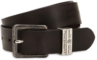 Diesel 35mm Leather Belt