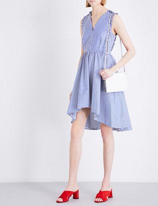 Sandro Gana cotton dress $275 thestylecure.com
