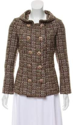 Chanel Paris-Bombay Tweed Jacket