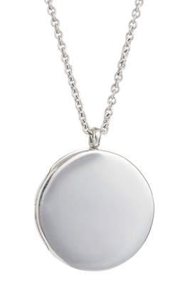 Tom Wood Large Medallion Pendant Necklace