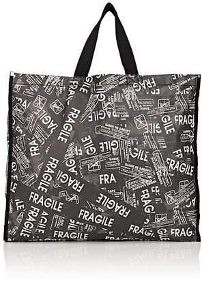 """MM6 MAISON MARGIELA Women's """"Fragile"""" Oversized Tote Bag"""