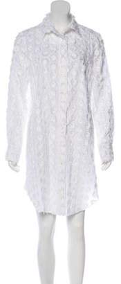 Milly Cover Up Button-Up w/ Tags