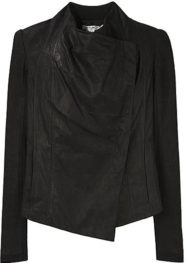 Helmut Lang Anaconda Leather Jacket