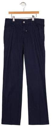 Dolce & Gabbana Girls' Five Pocket Pants