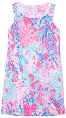 Lilly Pulitzer R) Mini Mila Shift Dress
