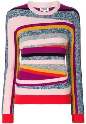 Kenzo Broken Stripes sweater