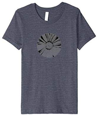 Mod Flower T-Shirt | Retro Hip Floral Design