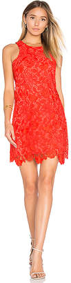 Lovers + Friends Lovers + Friends Caspian Shift Dress in Red $180 thestylecure.com