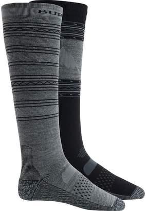 Burton Performance Lightweight Sock - 2-Pack