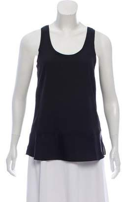 By Malene Birger Sleeveless Scoop Neck Top w/ Tags