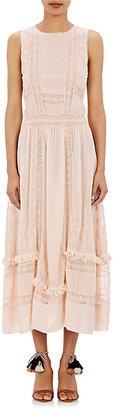 Ulla Johnson Women's Silk Alice Dress-PINK $635 thestylecure.com
