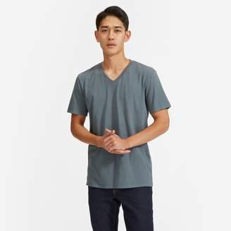 Everlane The Cotton V-Neck Tee | Uniform
