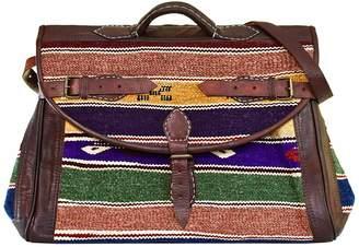 Vintage Addiction Voyager Weekend Bag