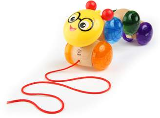 Baby Einstein Hape Inch Along Cal Wooden Pull Toy