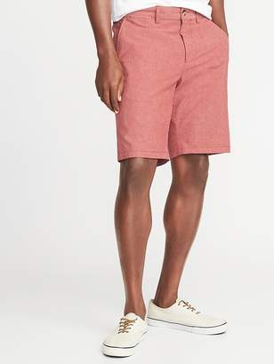 Old Navy Slim Ultimate Built-In Flex Shorts for Men - 10-inch inseam