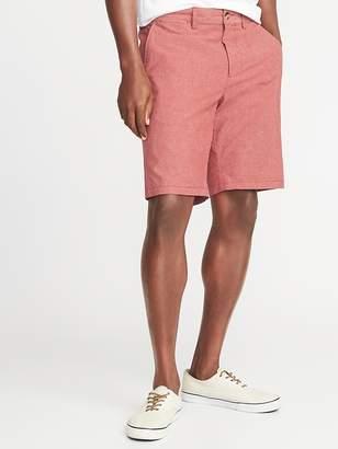Old Navy Ultimate Slim Built-In Flex Shorts for Men - 10-inch inseam