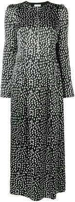 Sonia Rykiel dotted long dress