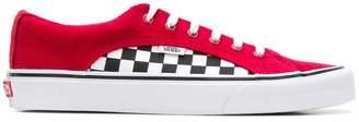 Vans Old Skool checkered sneakers