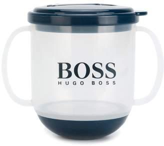 Boss Kids logo baby bottle