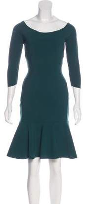 Chiara Boni Paneled Mini Dress
