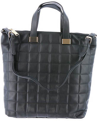 Steve Madden BBREE Quilted Tote Bag $107.95 thestylecure.com