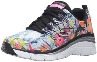 Skechers Sport Women's Fashion Fit Sneaker $70 thestylecure.com