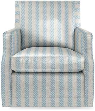 Serena & Lily Grady Swivel Chair