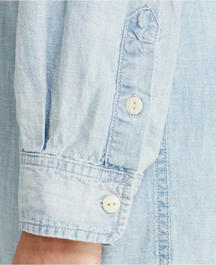 Denim & Supply Ralph Lauren Surplus Shirtdress 4