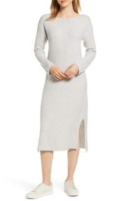 Lou & Grey Delilah Long Sleeve Sweater Dress