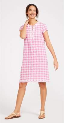 J.Mclaughlin Rhett Dress in Gingham
