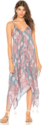 Seafolly Bohemian Print Dress