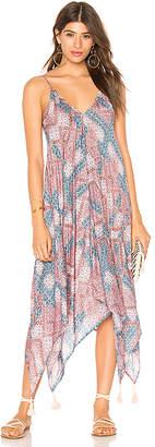 Seafolly Bohemian Print Dress