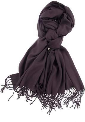 "La Purse Pashmina Shawl Scarf - Warm & Extremely Soft - Size 80"" L X 30"""