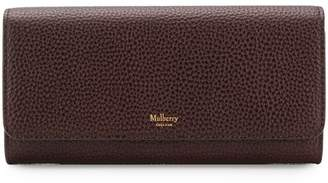 Mulberry classic continental wallet