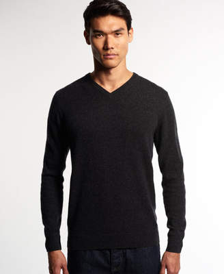 Superdry Leading Cashmere Vee Sweater